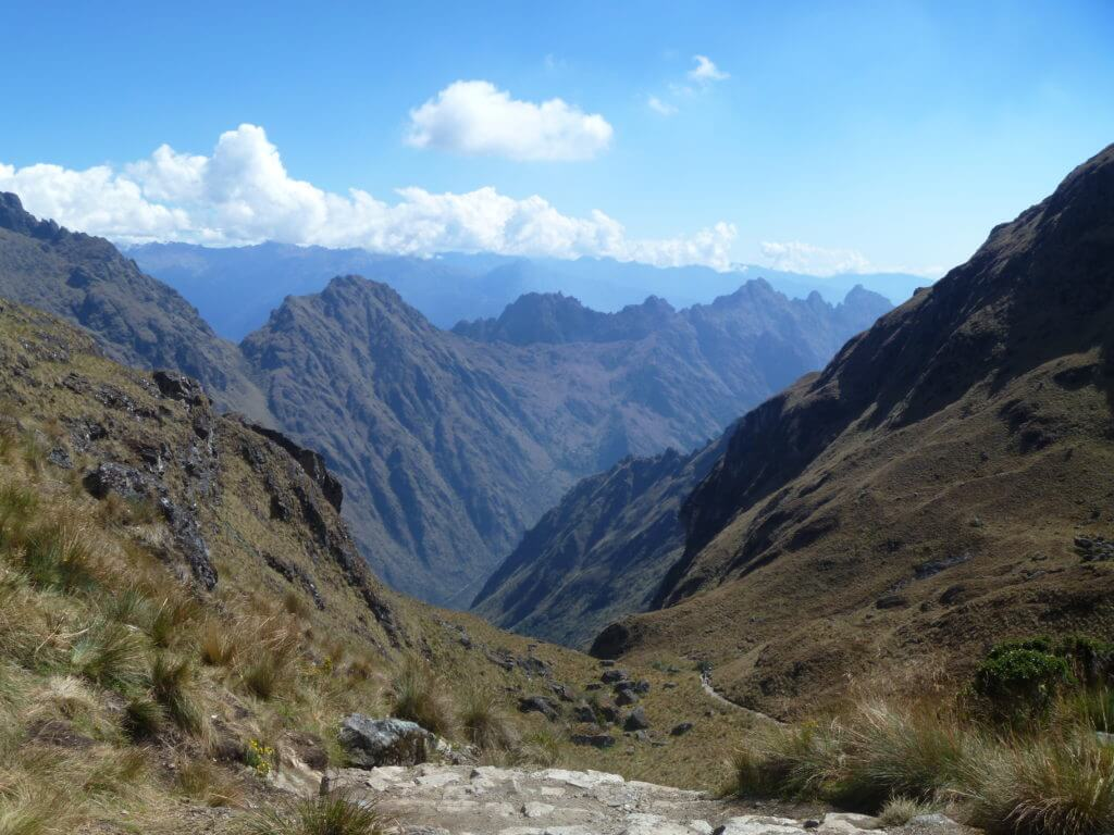 Dead Woman Pass, Warmiwañusca, inca trail