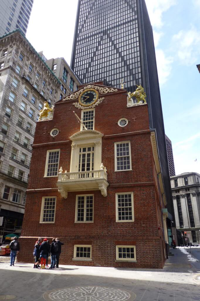 Boston Old State House, Boston Massacre