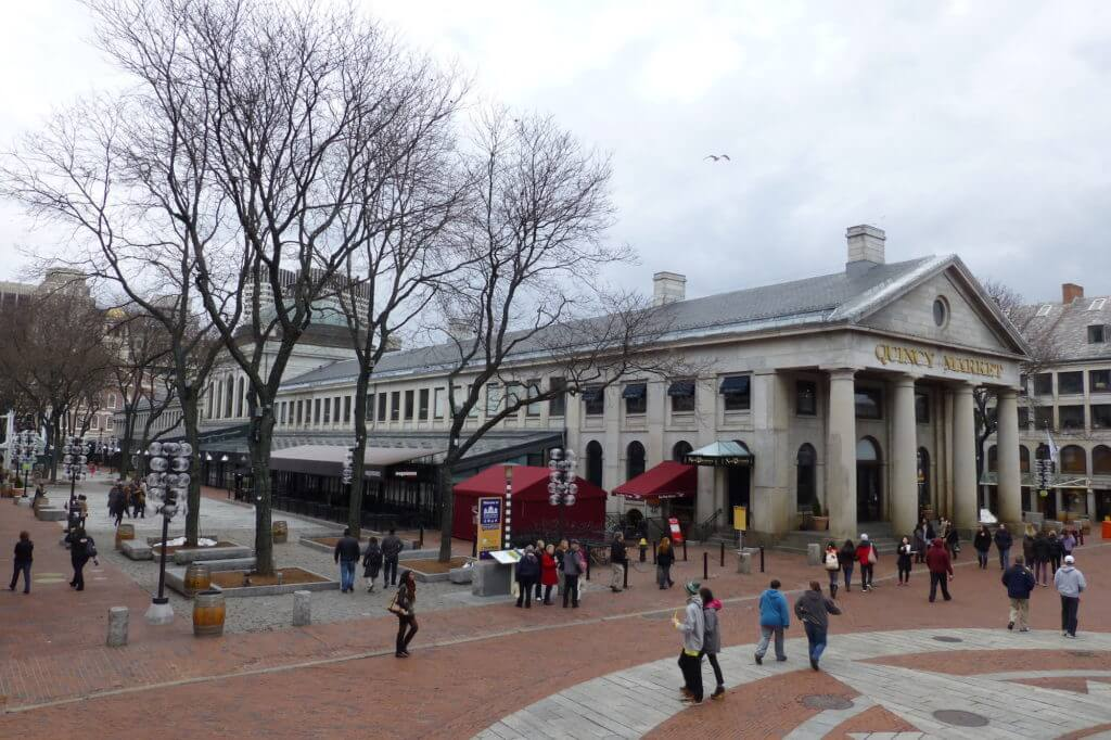 Boston Marketplace, Quincy Market