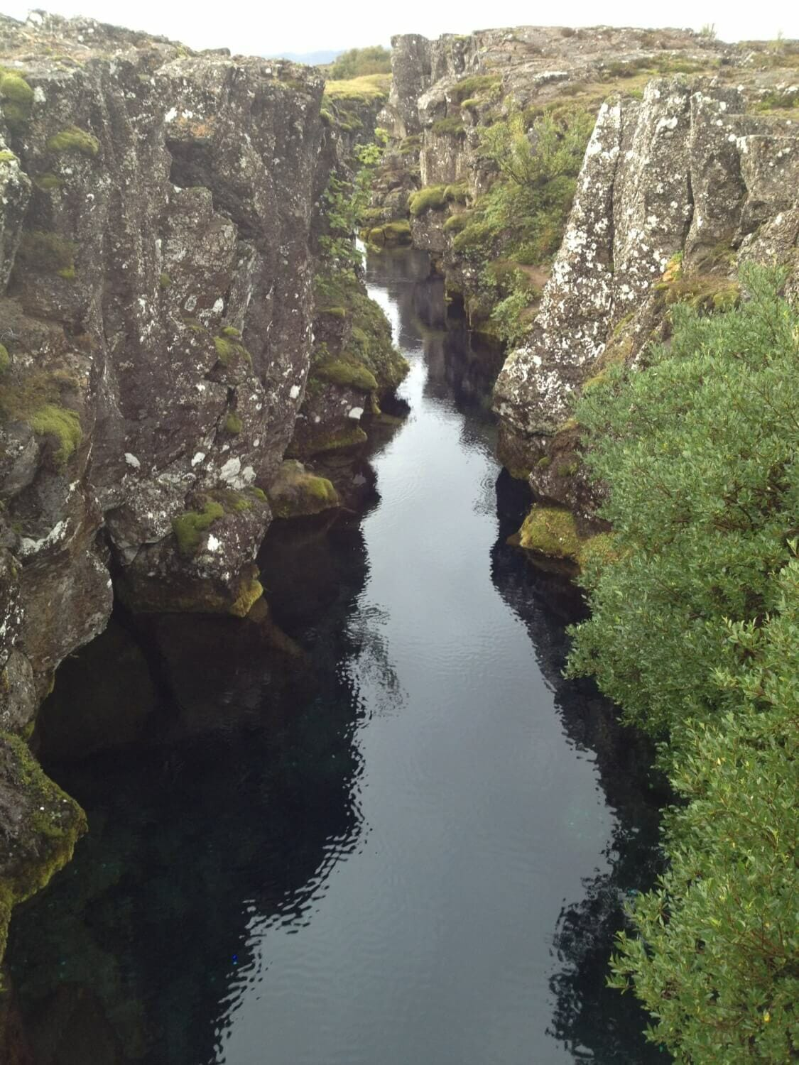 Silfra Rift, Thingvellir National Park
