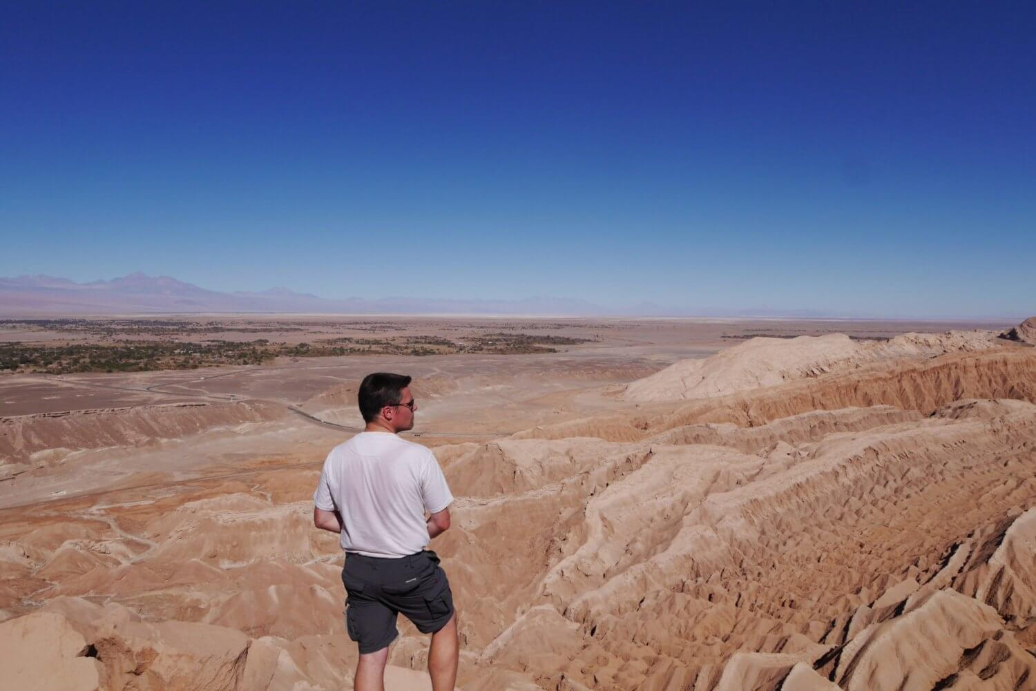 Atacama Desert, views