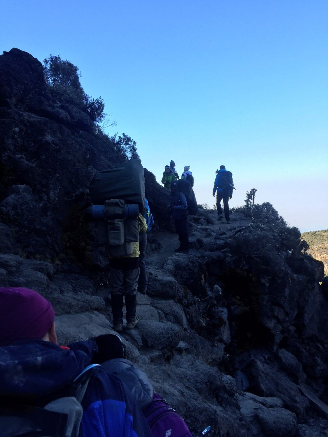 Barranco Wall Trail