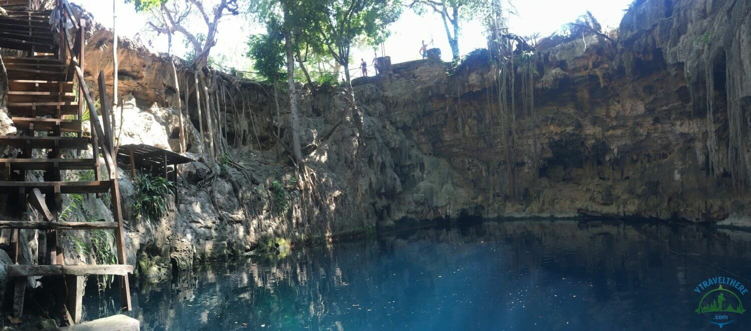 Cenote swimming Yucatan, mexico swimming holes, cool down Mexican afternoon