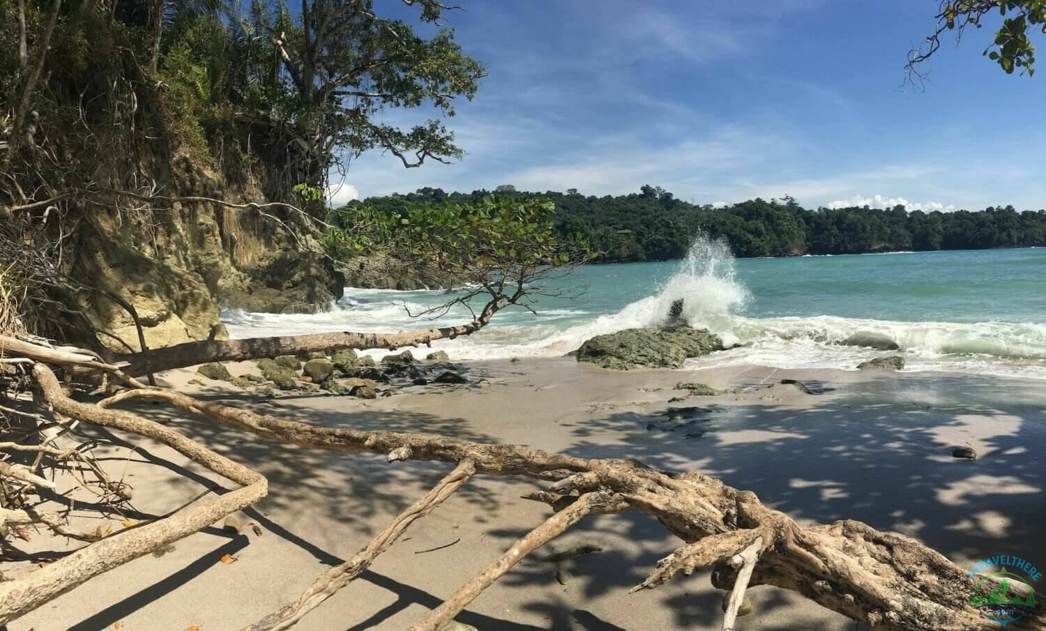 picturesque beaches, Manuel Antonio secluded cove