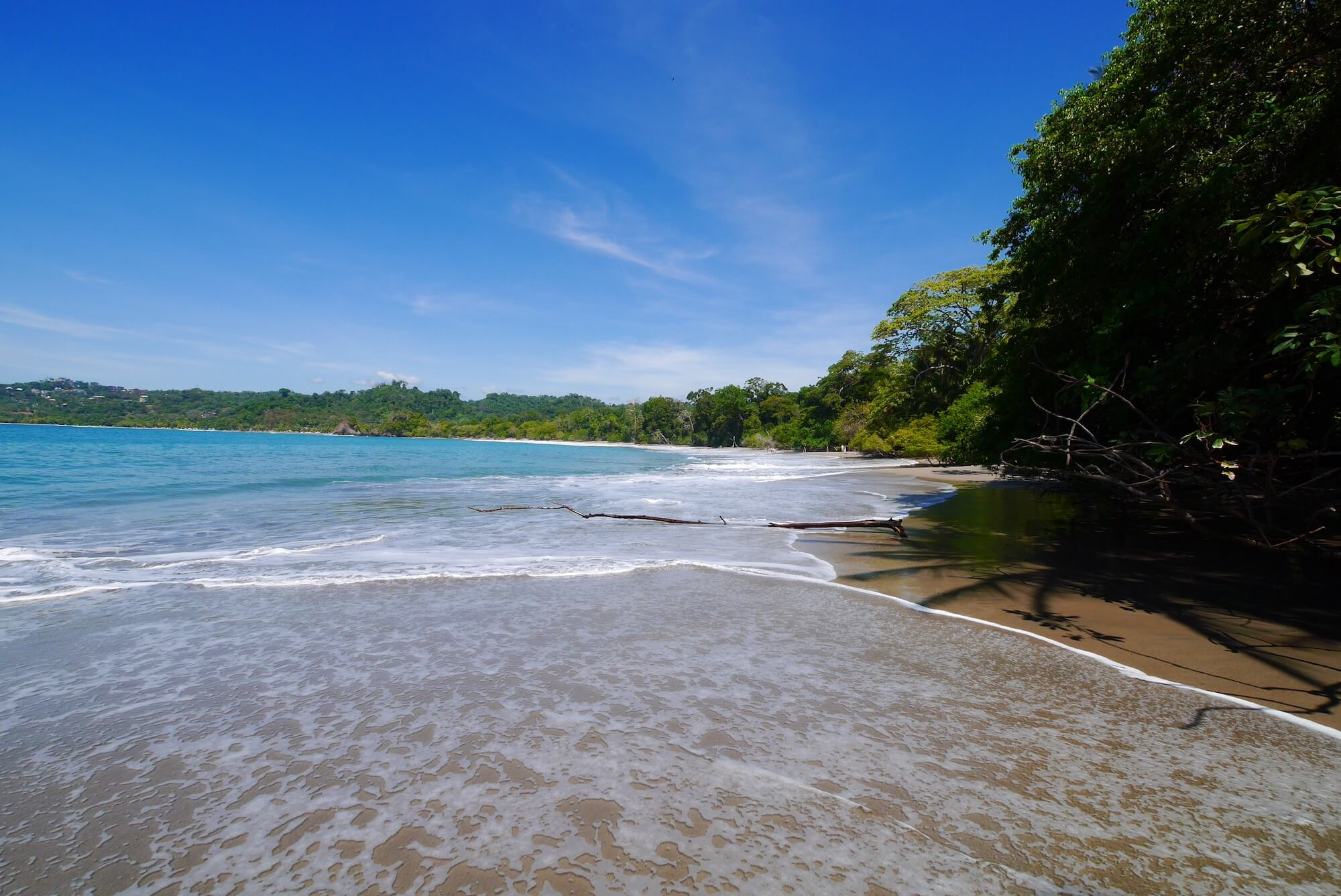 playa Manuel Antonio beach, stunning Caribbean beaches