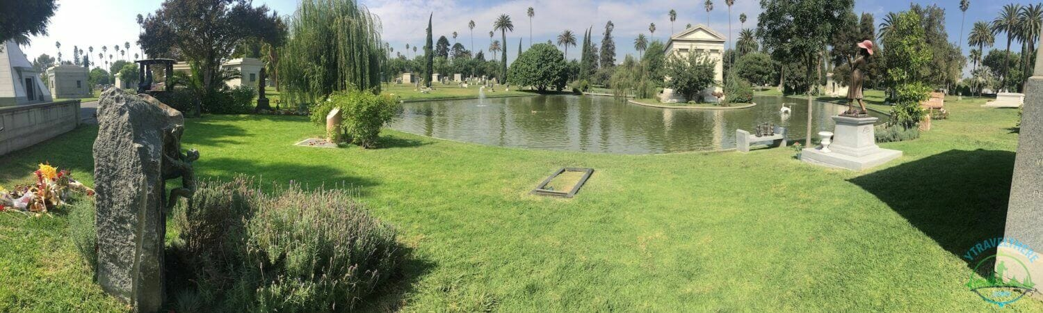 Garden Of Legends, hollywood Forever Cemetery