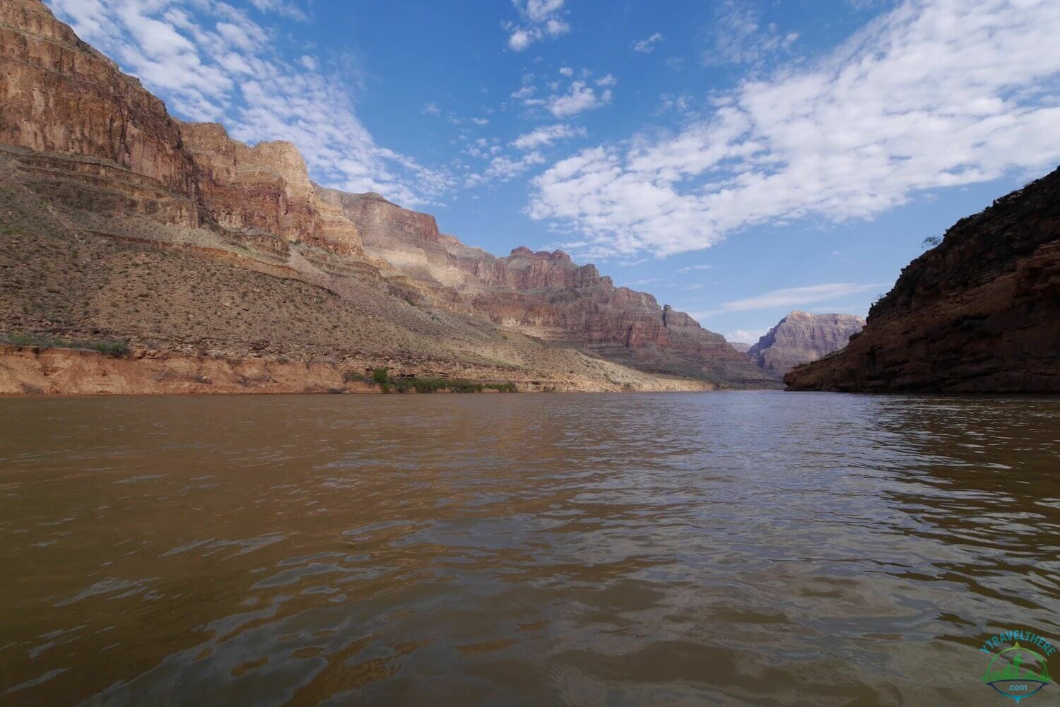 Grand Canyon west boat excursion, helicopter and boat excursion Grand Canyon west
